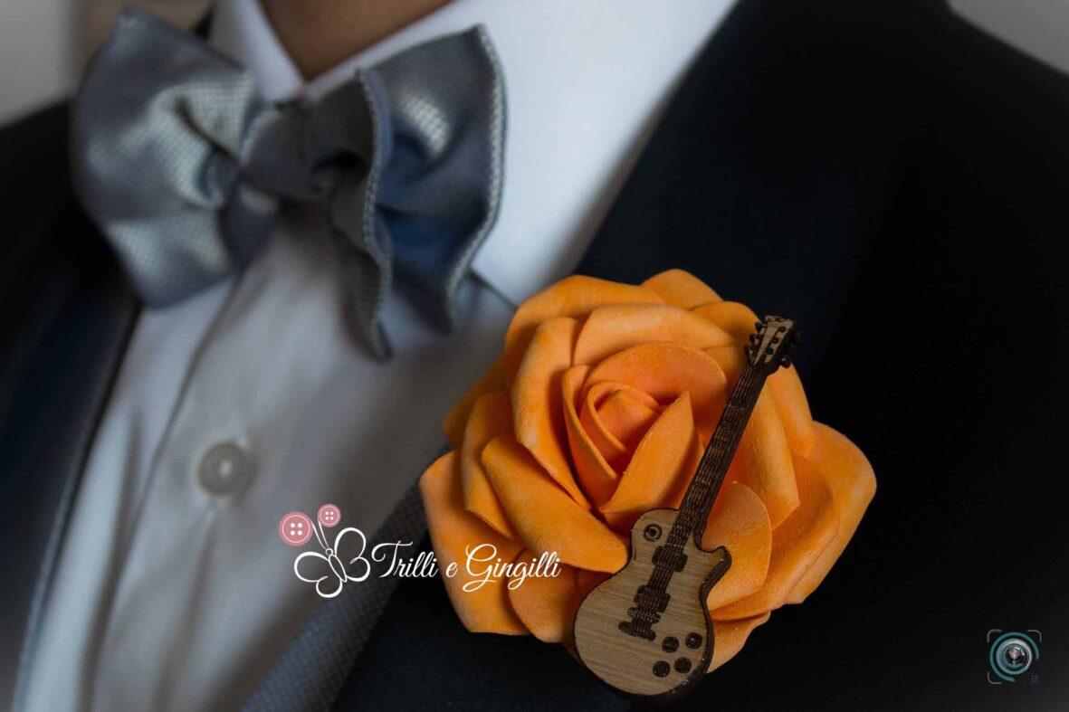 Fiore sposo Tema Musica - Trilli e Gingilli